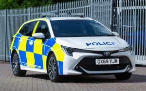 Toyota Corolla Touring Sports Hybrid Police (UK) '2019